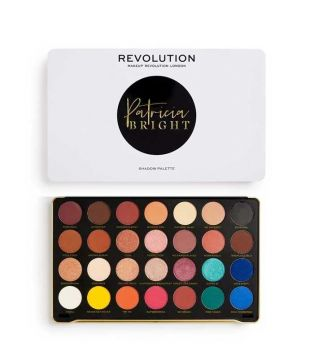 Revolution - Paleta de sombras Patricia Bright - Rich in Life