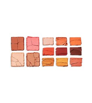 Revolution - Paleta de sombras x Rachel Leary - Goddess-on-the-go