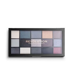 Revolution - Paleta de sombras Reloaded - Blackout