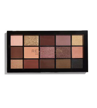 Revolution - Paleta de sombras Re-loaded - Velvet Rose
