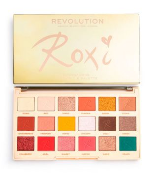 Revolution - Paleta de sombras Roxi - Ride or die