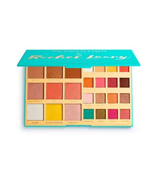 Revolution - Paleta de sombras x Rachel Leary - Ultimate Goddess