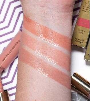 Revolution Pro - Colorete líquido Blush and Lift - Bliss