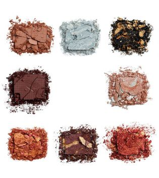 Revolution Pro - Paleta de sombras de ojos Regeneration - Astrological