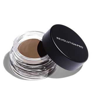 Revolution Pro - Pomada para cejas - Medium Brown