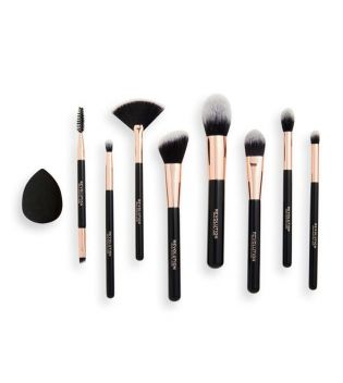 Revolution - Set de brochas The Brightest Star Brush Collection 2020