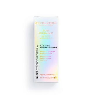 Revolution Skincare - Sérum 20% Vitamina C Radiance