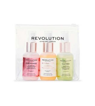 Revolution Skincare - Set de mini spray faciales So Soothing