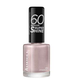 Rimmel London - Esmalte de uñas 60 seconds Super Shine - 210: Ethereal