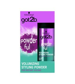 Schwarzkopf - Got2b Polvo Voluminizante - Powder'ful