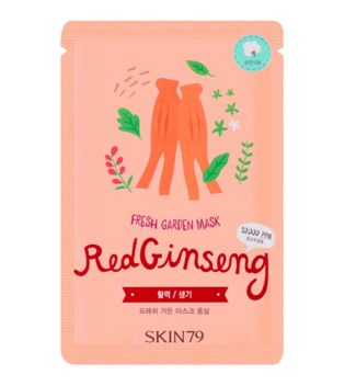 Skin79 - Mascarilla Fresh Garden - Red Ginseng