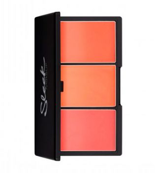 Sleek MakeUP - Paleta de coloretes Blush by 3 - Californ.I.A