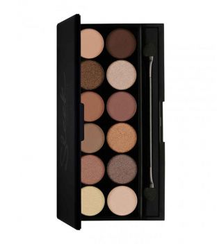 Sleek MakeUP - Paleta de sombras i-Divine - A New Day
