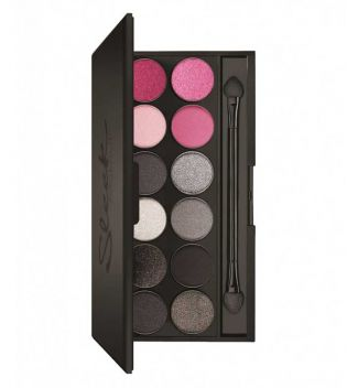 Sleek MakeUP - Paleta de sombras i-Divine - Diamond Decade