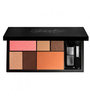 Sleek MakeUP - Paleta de sombras y coloretes Eye and Cheek - Dancing Til Dusk
