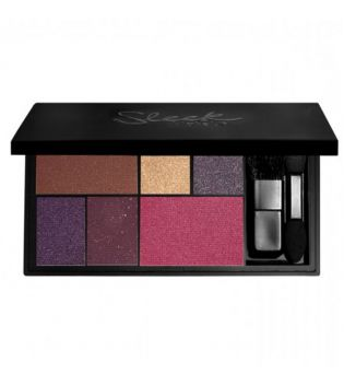 Sleek MakeUP - Paleta de sombras y coloretes Eye and Cheek - See you at midnight