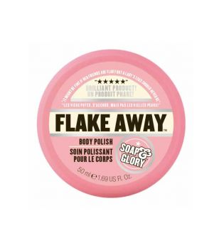 Soap & Glory - Exfoliante corporal Flake Away - 50ml