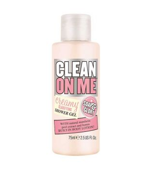 Soap & Glory - Gel de ducha Clean On Me - 75ml