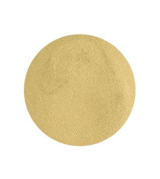 Superstar - Aquacolor metalizado para Rostro y Cuerpo - 057: Antique Gold
