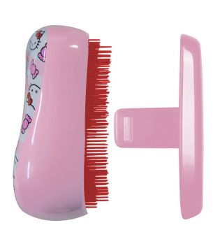 Tangle Teezer Compacto - Cepillo especial para desenredar - Hello Kitty