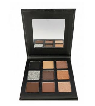 Technic Cosmetics - Paleta de sombras Pressed Pigments - Tempting