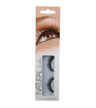 Technic Cosmetics - Pestañas postizas Natural Lashes - A36