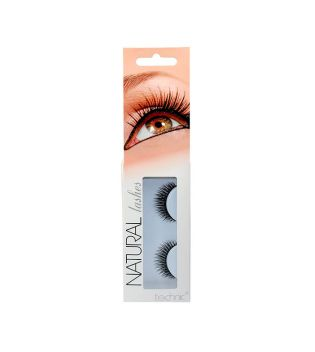 Technic Cosmetics - Pestañas postizas Natural Lashes - BC14