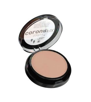Technic Cosmetics - Polvos compactos Colour Fix Water Resistant - Almond