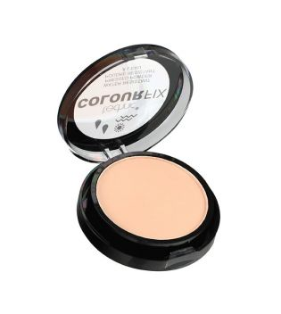 Technic Cosmetics - Polvos compactos Colour Fix Water Resistant - Porcelain