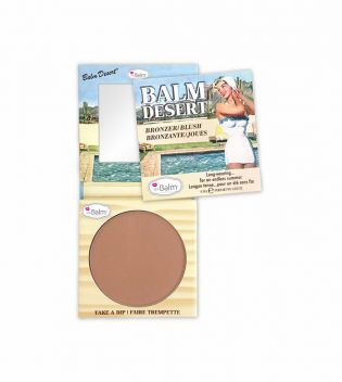 The Balm - Colorete Bronceador - Balm Desert