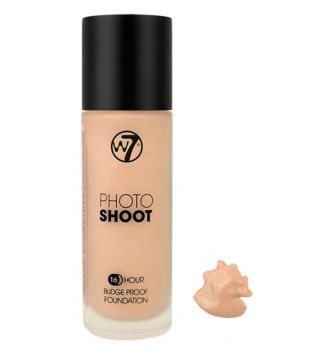 W7 - Base de maquillaje Photo Shoot - Buff