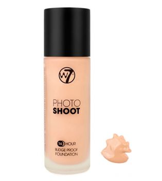 W7 - Base de maquillaje Photo Shoot - Sand Beige
