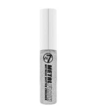 W7- Eyeliner líquido Metal Flash - Glam Bam