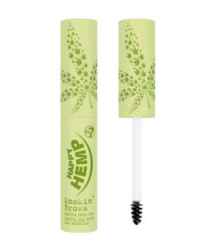 W7 - *Happy Hemp* - Gel para cejas Smokin' Brows