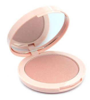 W7 - Iluminador en polvo - Glowcomotion Pink it Up!