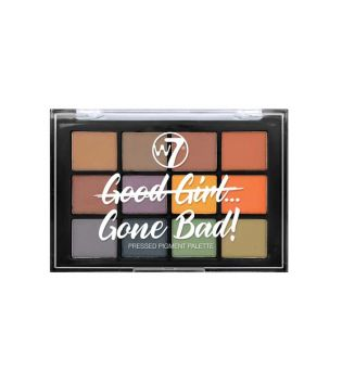 W7 - Paleta de sombras Good Girl Gone Bad - Gone Bad