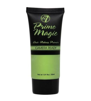 W7 - Prebase para rostro anti-rojeces Prime Magic - Camera Ready