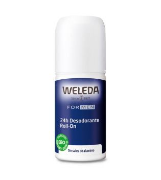 Weleda - Desodorante Roll On 24h Men