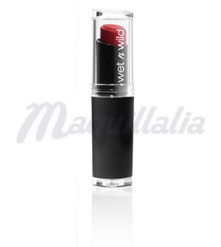Wet N Wild - Barra de labios MegaLast - 911D: Stoplight Red