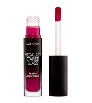 Wet N Wild - Brillo de labios Megalast Stained Glass - Love Blinding Glare