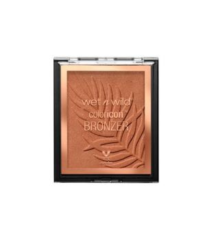 Wet N Wild - Bronceador en polvo Coloricon - E743B: What Shady Beaches