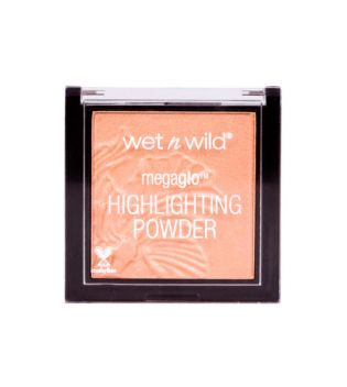 Wet N Wild - Iluminador en polvo MegaGlo - Crown of My Canopy