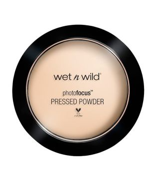 Wet N Wild - Polvos compactos Photo Focus - E821A: Warm Light