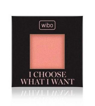 Wibo - Colorete en polvo I Choose What I Want - 02: Cayenne
