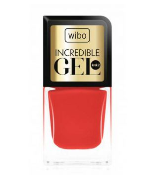 Wibo - Esmalte de uñas Incredible Gel - 04