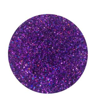 With Love Cosmetics - Glitter prensado - Purple Rain