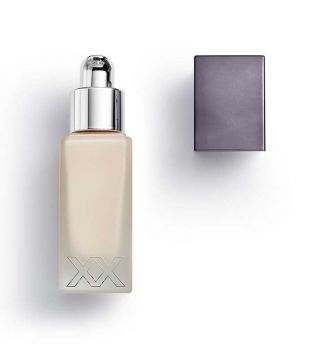 XX Revolution - Base de maquillaje Liquid Skin Fauxxdation - FX0.2