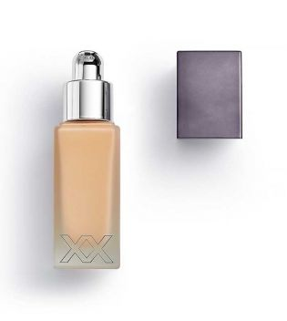XX Revolution - Base de maquillaje Liquid Skin Fauxxdation - FX8.5