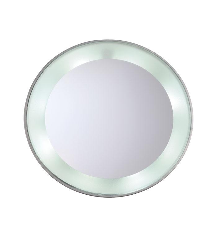 tweezerman espejo con luz aumentos